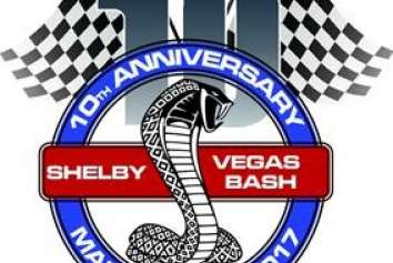 10th ANNUAL SHELBY BASH!