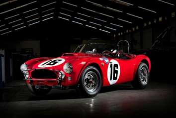 SHELBY AMERICAN AND SUPERFORMANCE TO DEBUT SPECIAL EDITION COBRA AT BARRETT JACKSON