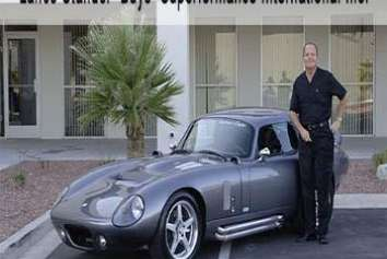 Lance Stander buys Superformance International Inc.