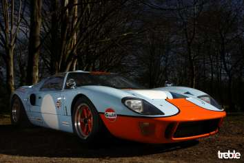 Superformance GT40 Photo Shoot