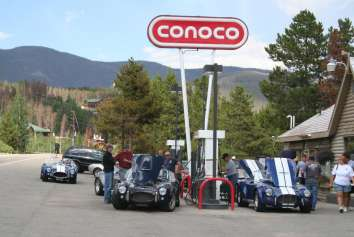 Superformance owners in Walden'08