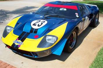Superformance GT40-R Competition
