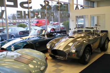 Superformance dealer Auto Haus Classics