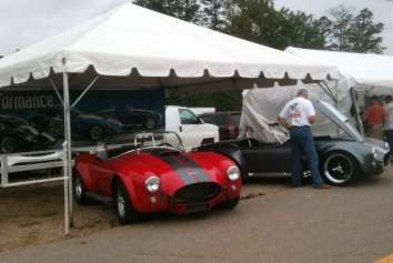 Superformance - April 2010 Events