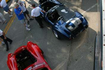 Superformance June 2010 events