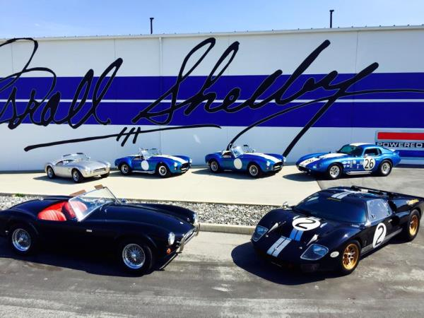 Carroll Shelby 5th Annual Tribute and Car Show