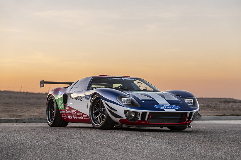 Superformance Gt Replica Offers Ford Gt Ecoboost V  Power For
