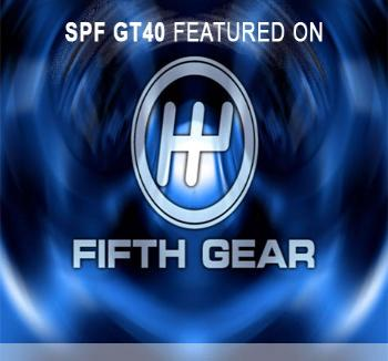 SPF GT40 Featured on Fith Gear - Video