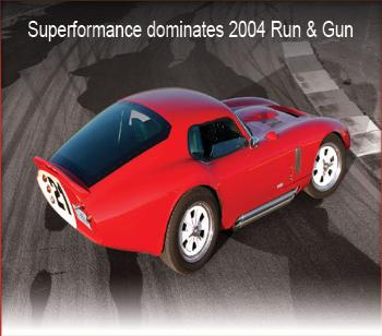 Superformance Dominates 2004 Run and Gun