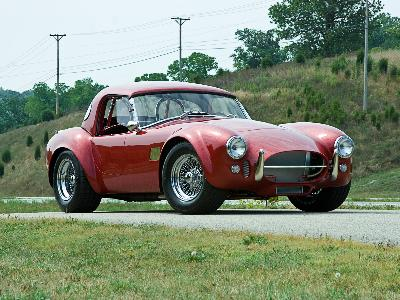 Superformance Roadster featured in Kit Car Builder