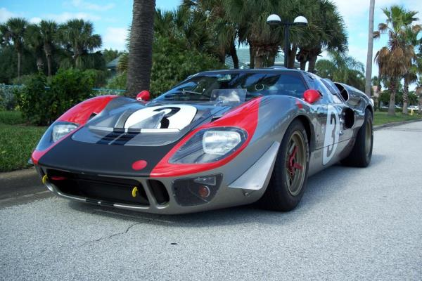Superformance Dealer Pathfinder builds the first MKIIB