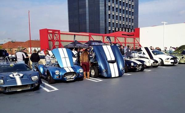 Cruise into the Petersen Museum