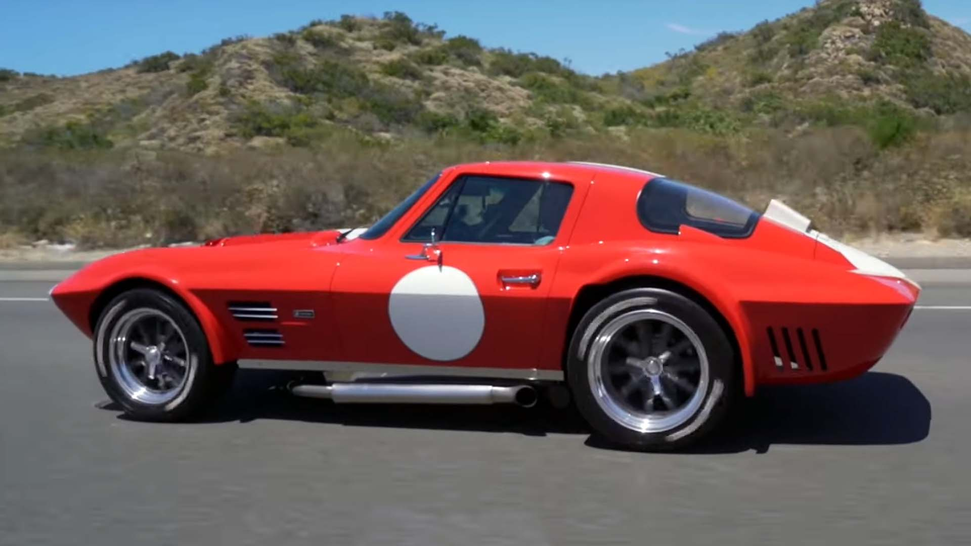 Learn more about the legendary Grand Sport Corvette from Superformance.