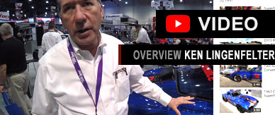 Ligenfelter talks about his Corvette Grand Sport