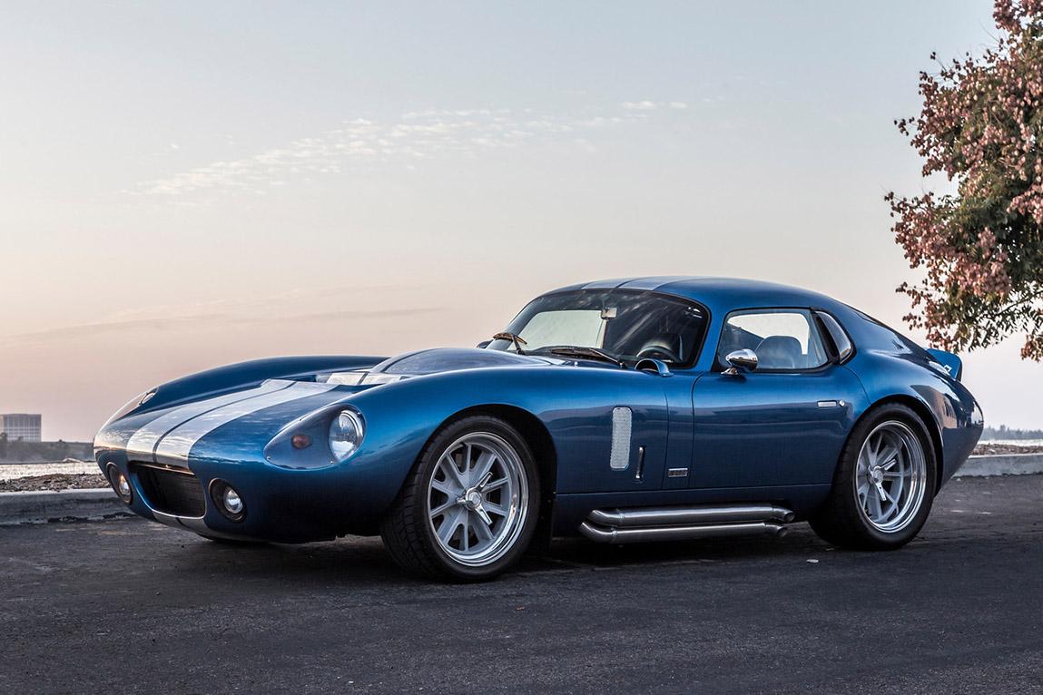 Shelby Daytona Coupe >> Superformance Daytona Coupe