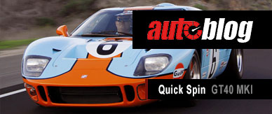 Quick Spin GT40 MKI