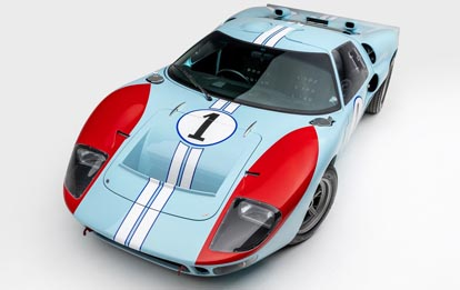 The Superformance Gt Mkii