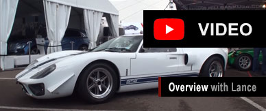 GT40 R Overview with Lance Stander