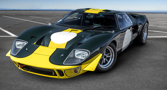 Ford Gt40 Replica For Sale >> Superformance Gt40 Models