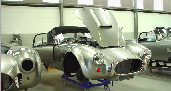 cheap cobra kit car